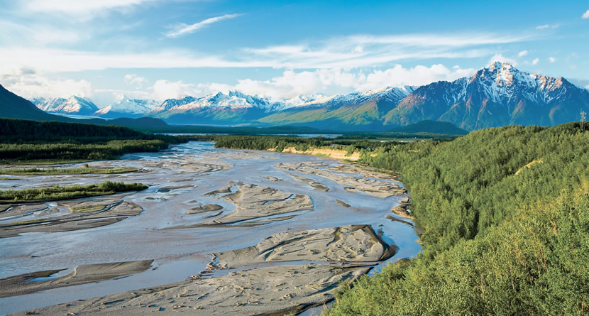 © Travel Alaska OT - Denali National Park - Alaska