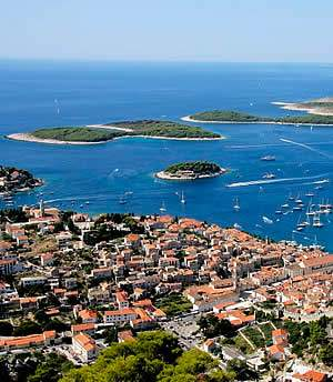 © Kompas Travel - Hvar - Croatie