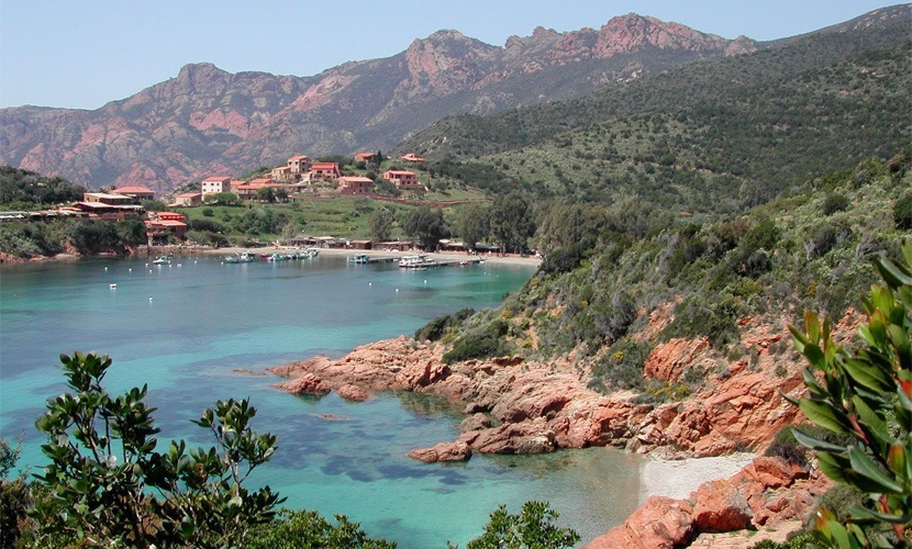 © Girolata - Corse - France - Denise Chevalier