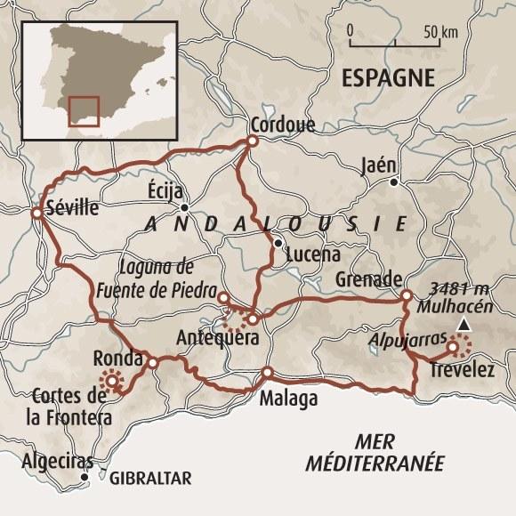 Al Andalus, sur la trace des califes   Voyage Andalousie   Visite