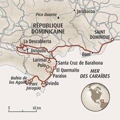Circuit carte République Dominicaine : La République dominicaine autrement