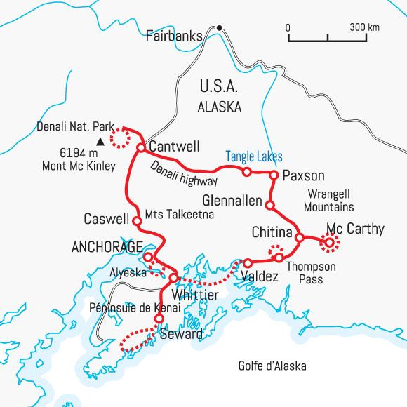 Alyeska Quot La Grande Terre Quot Voyage Alaska Denali