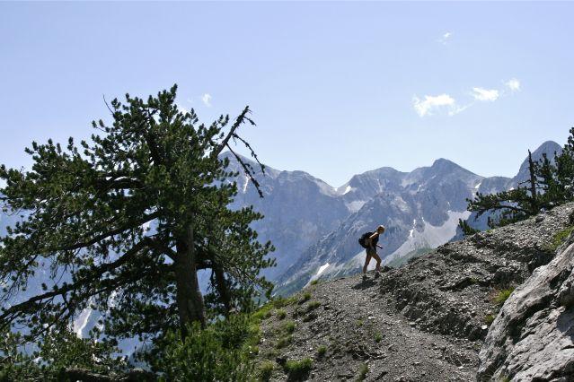 Randonnée dans les Alpes Albanaises
