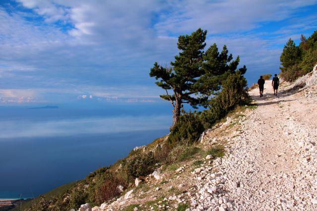 Llogara - Albanie