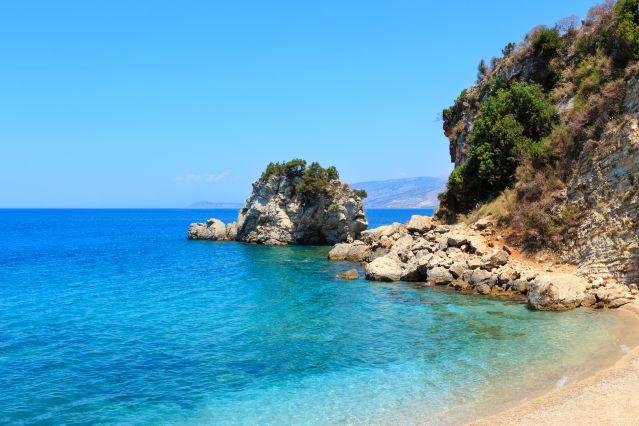 Bord de mer - Albanie