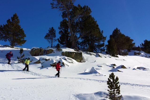 Voyage Les flocons d'Andorre en famille