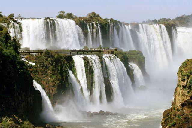 Chute d Iguaçu - Brésil