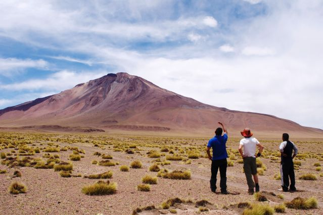 Le Volcan Tuzgle - Argentine