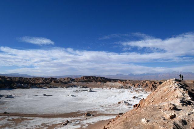 Vallée de la Lune - San Pedro de Atacama - Chili