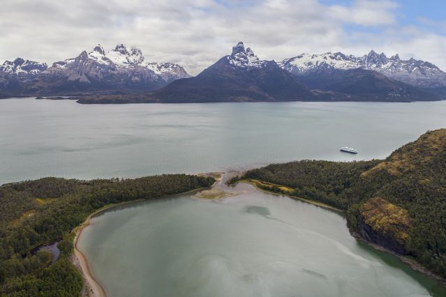 Fjord Agostini - Chili