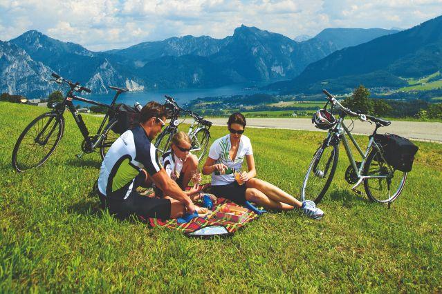 Pause - Alpes - Autriche