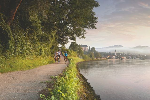 Voyage Le Danube en famille : de Linz à Vienne à vélo