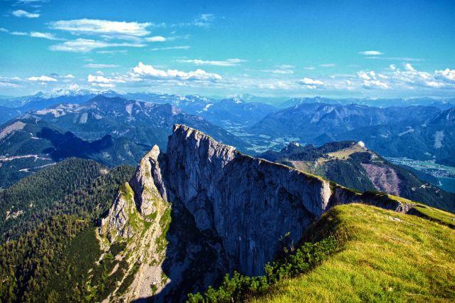 Voyage Lacs et alpages du Salzkammergut