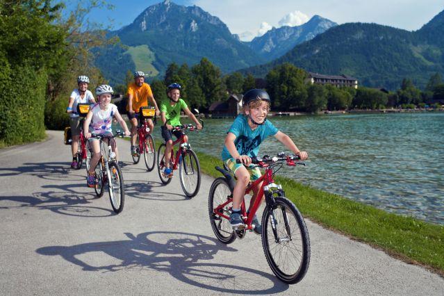 Voyage Vélo et baignades au cœur des lacs de Salzbourg