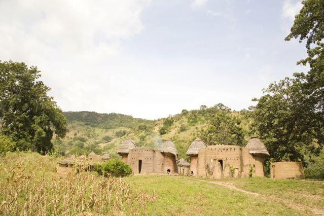 Village de Koutammakou - Patrimoine mondial de l UNESCO - Togo
