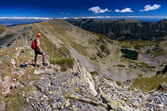 Parc naturel des montagnes de Rila - Bulgarie