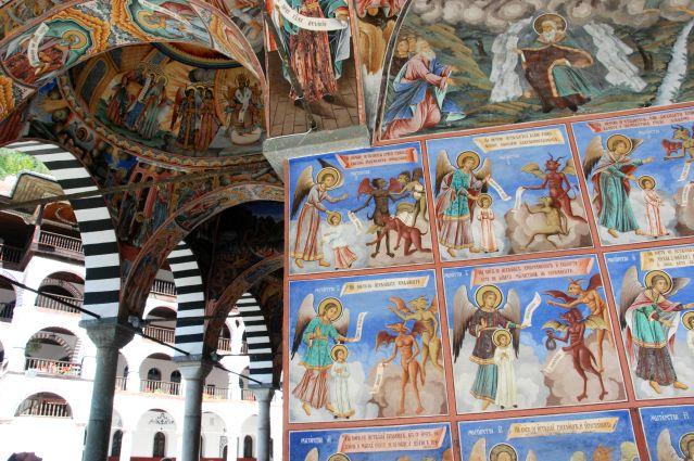 Voyage Villages, monastères et montagnes bulgares