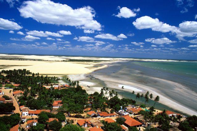 Voyage La route des émotions, de Fortaleza à Jeri