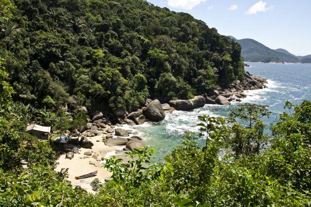 Presqu île de Joatinga - Brésil
