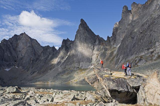 Tombstone Territorial Park - Yukon - Canada