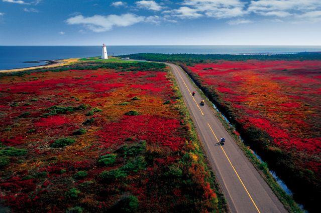 Ile Miscou - Nouveau-Brunswick - Canada