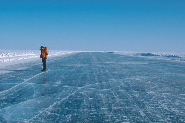 Voyage L'hiver sur la Dempster Highway