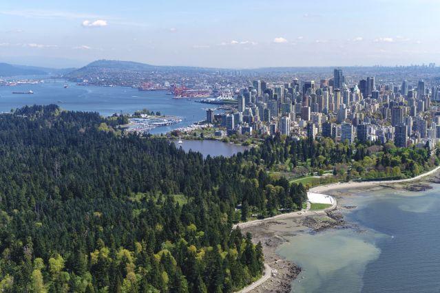 Voyage Des Rocheuses à l'île de Vancouver