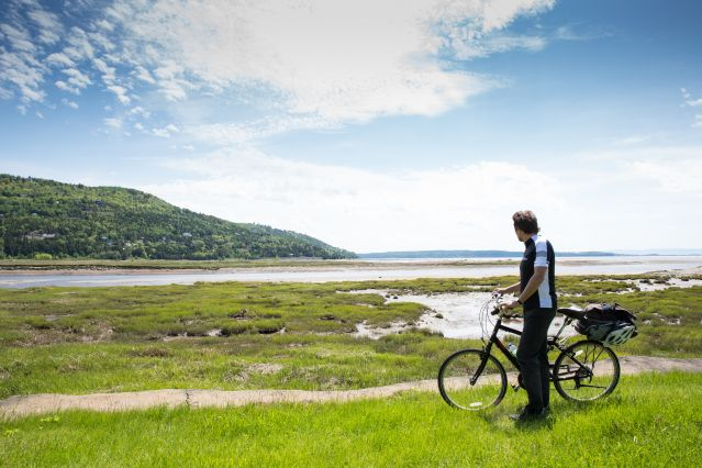 Voyage A vélo chez les cousins québécois !