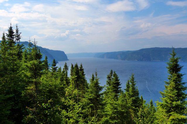 Parc national du Fjord du Saguenay - Québec - Canada