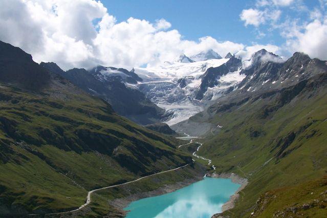 Voyage Sur le chemin de Chamonix à Zermatt