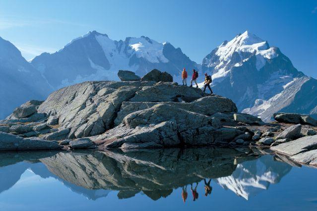 Fuorcla Surlej - Haute Engadine - Suisse