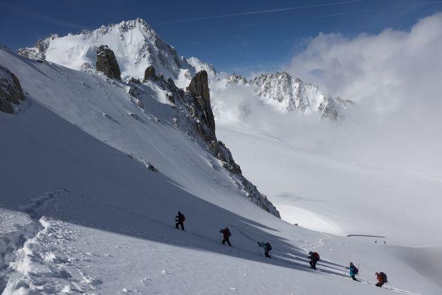 Les plus belles étapes du Chamonix/Zermatt - France