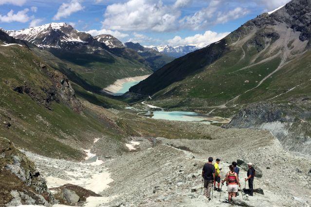 Bendolla - Lac de Lona - Valais - Suisse