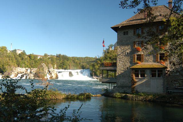 Voyage Les chutes du Rhin et lac de Constance à vélo
