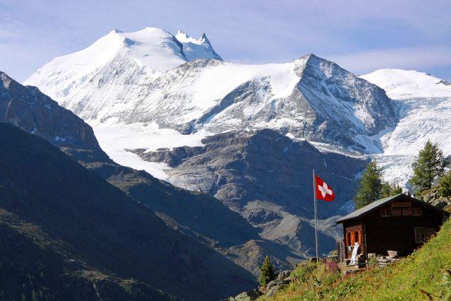 Tour du Cervin - Suisse