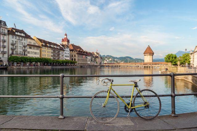 Voyage Lac Léman, Oberland bernois et Gruyères à vélo