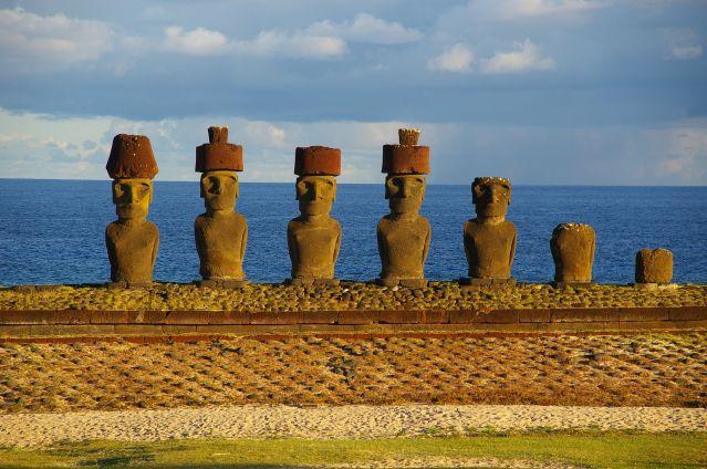 Ile de Paques - Chili