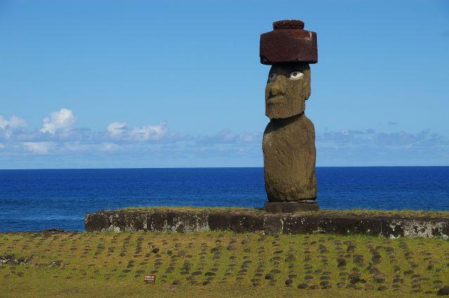 Voyage Ile de Pâques, terre de légende