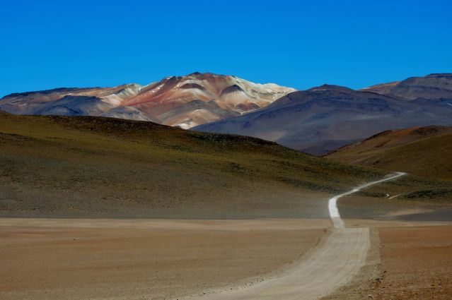 © Anne Laupretre - Altiplano - Bolivie
