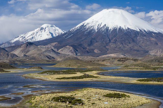 Voyage Sur les routes chiliennes, entre salars et volcans