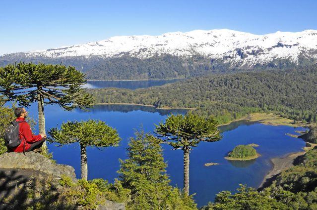Voyage Chiloé et Araucanie, îles et volcans de Patagonie