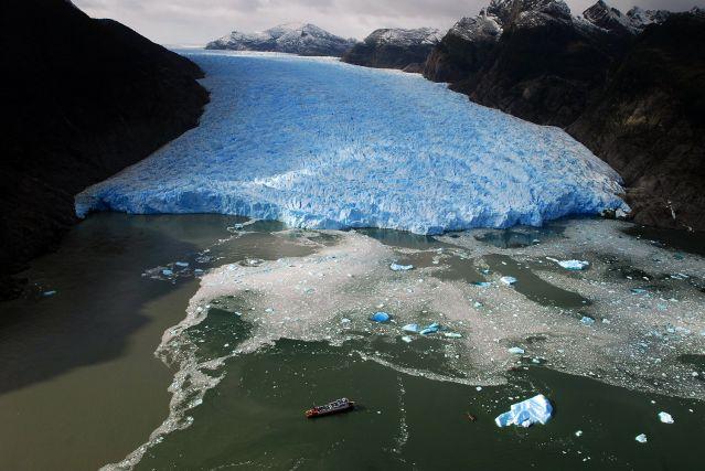 Voyage La route des glaciers et des Chonos