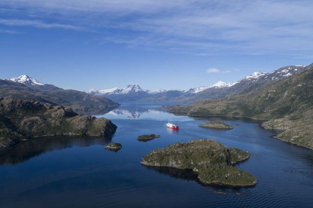 Voyage De l'île de Chiloé aux glaciers de Patagonie