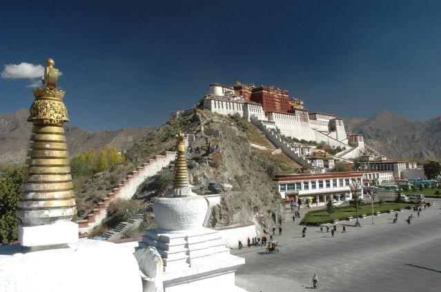 Voyage Traversée du Tibet central