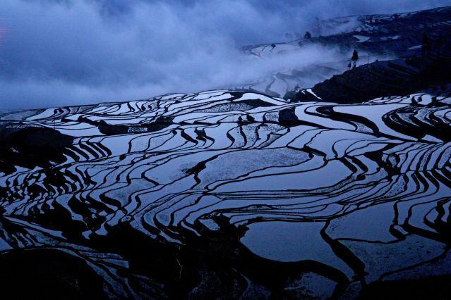 Les rizières de Yuanyang - Yunnan