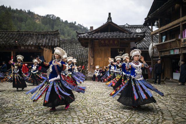 Voyage Paysages et minorités du sud de la Chine