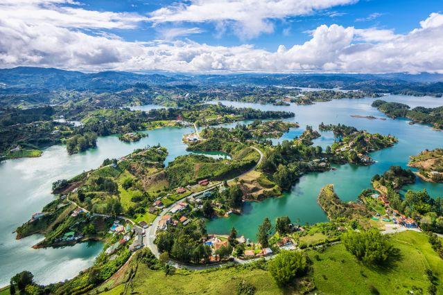 Voyage Arômes de Colombie : région du café et Caraïbes