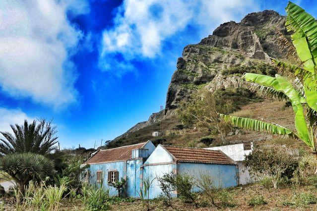 Voyage Premiers pas à São Nicolau