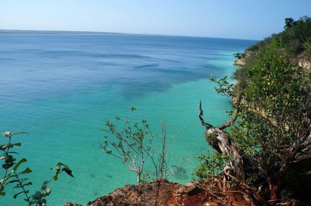 Île de Cayo Saetia - Province de Holguín - Cuba