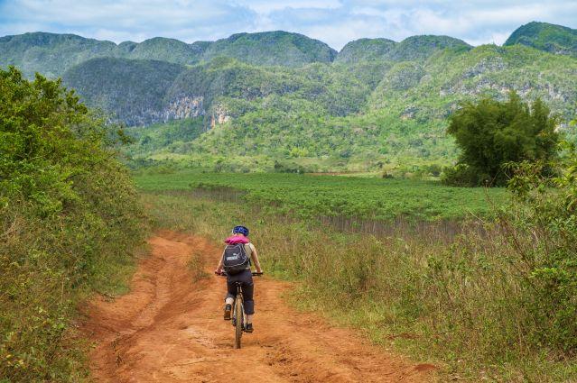 Voyage Du vélo au pays de la salsa, viva Cuba !